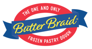 butter braid pastry